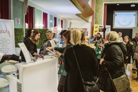 Hedy & Coline by Beauty&Style Messe 2019